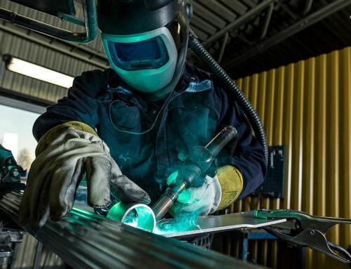 MittX söker aluminiumsvetsare
