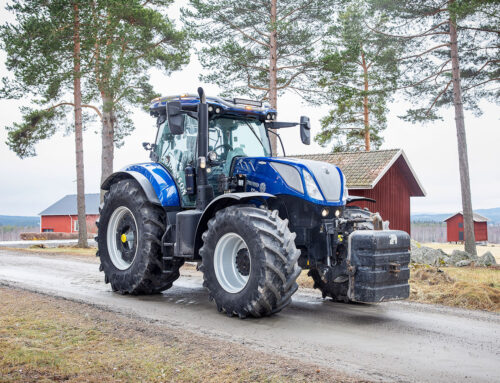 Bågar till New Holland