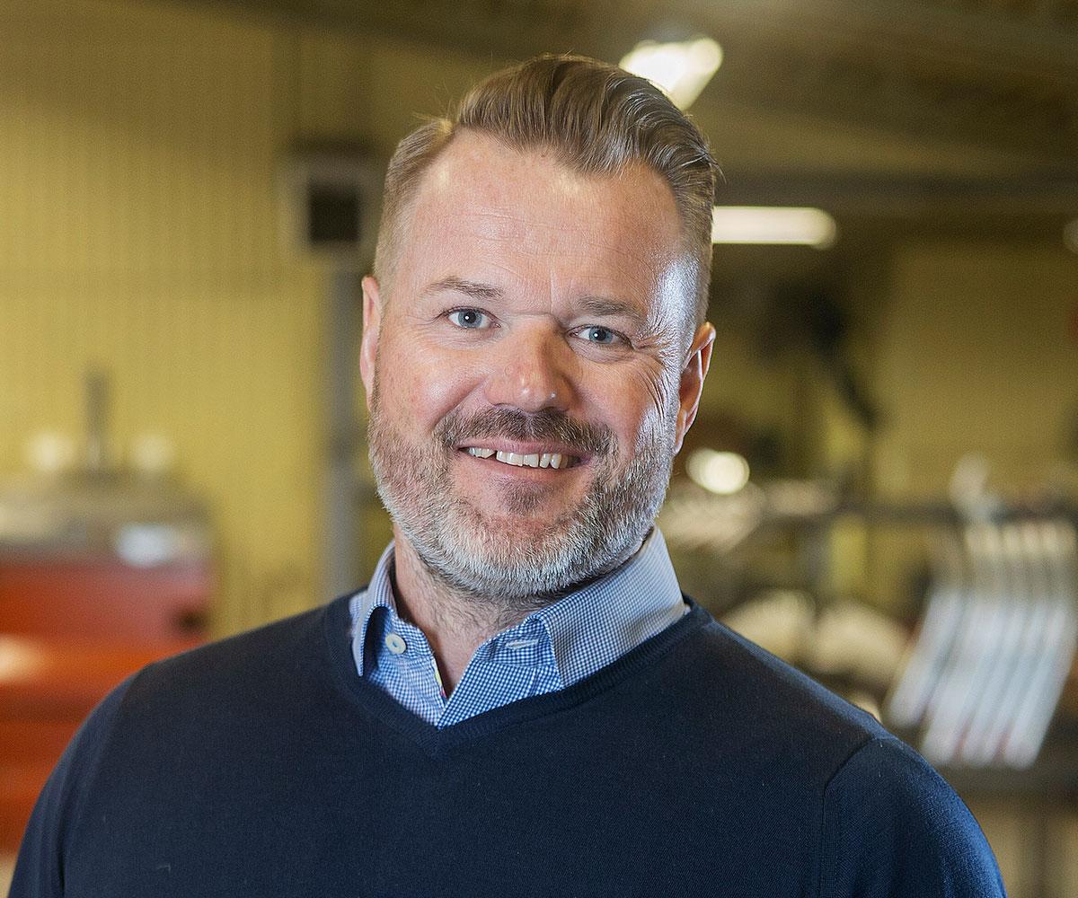Fredrik Mickelsson